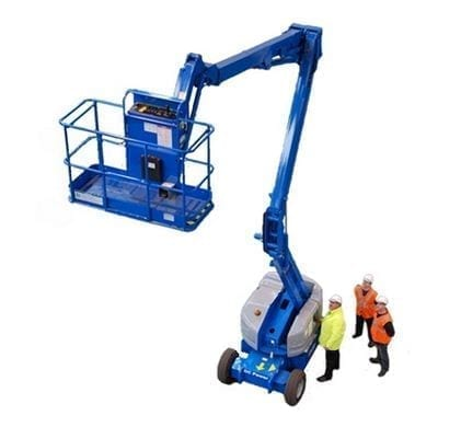 MEWP Training January 22nd -Mobile Elevated Work Platform Course