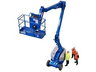 MEWP training course elevated forklift for warehouses - Global Training Solutions Dublin